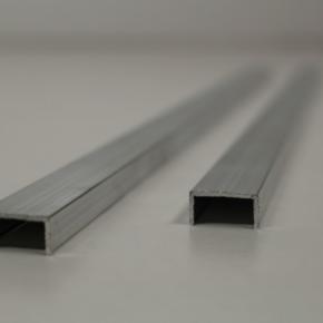 Профиль внутренней планки плиссе (экструдированный алюминий)
