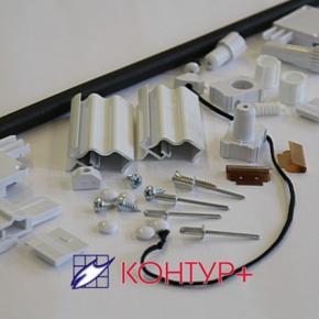 Компоненты ПС (пружина, комплект пластмассы)