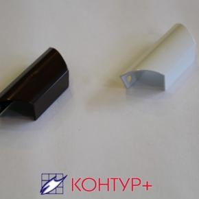 Ручка металл облегченная с полимерным покрытием