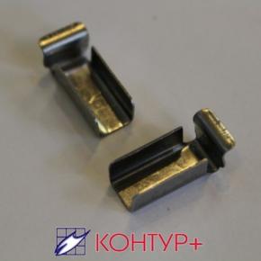 Сухарь(соединительный элемент для поперечины), нержавеющая сталь